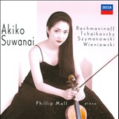 Souvenir / Akiko Suwanai plays Romantic violin pieces