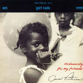 Oscar Peterson: Girl Talk (Exclusively for My Friends, Vol. 2)