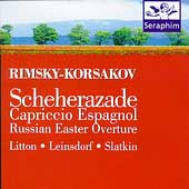 Rimsky-Korsakov: Scheherazade, Capriccio, etc