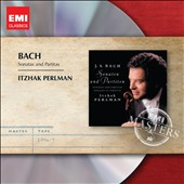 J.S. Bach: Sonatas and Partitas for solo violin / Itzhak Perlman