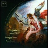 Andrzej Siewinski: Requiem; anonymous sacred works / Adam Myrczek - recitator