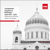 Tchaikovsky: Symphony No. 6; Swan Lake Suite / Karajan - Berlin PO