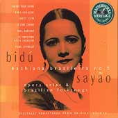 HERITAGE  Bidu Sayao - Bachiana Brasileira no 5, etc