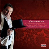 Jorg Schneider sings arias by Stolz, J. Strauss Jr.; Millocker, Kalman; Ziehrer, Zeller, Lehar / Jorg Schneider, tenor
