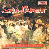 Salut d'Amour / Andrzej Kowalski, Rudolf Lutz