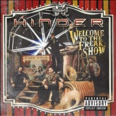 Hinder: Welcome to the Freakshow [PA]