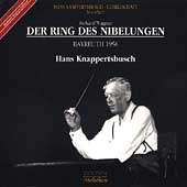 Wagner: The Ring / Knappertsbusch, 1956 Bayreuth Festival