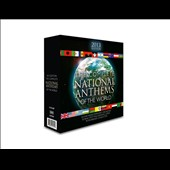 The Complete National Anthems of the World, Vol 3: 2013 Edition / Slovak Radio SO, Peter Breiner [10 CDs]