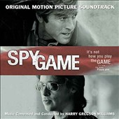 Harry Gregson-Williams: Spy Game [Original Motion Picture Soundtrack]