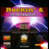 Various Artists: Rockin & A Boppin [Remastered]