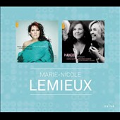 Ne me Refuse pas / Handel: Streams of Pleasure - music of Handel, Massenet, Cherubini, Berlioz, Bizet / Marie-Nicole Lemieux