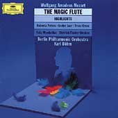 Mozart: The Magic Flute - Highlights / B&#246;hm, Peters, et al