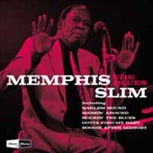 Memphis Slim: The Blues *