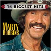 Marty Robbins: 16 Biggest Hits
