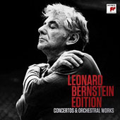 Leonard Bernstein Edition: Concertos & Orchestral Works / Various Artists