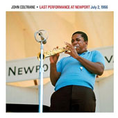 John Coltrane: Last Performance at Newport