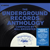 Various Artists: Sources: The Underground Records Anthology