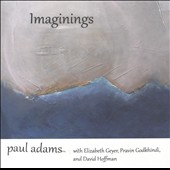 Paul Adams (Flute/Keys): Imaginings *