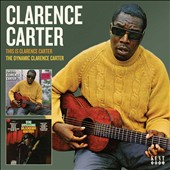 Clarence Carter: This Is Clarence Carter/The Dynamic Clarence Carter *