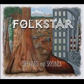 Folkstar: Treelines and Skylines [Digipak] *