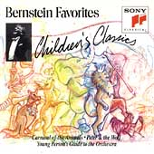 Bernstein Favorites- Children's Classics