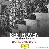 Collectors Edition - Beethoven: The Piano Sonatas/ Barenboim
