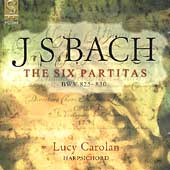 Bach: The Six Partitas / Lucy Carolan