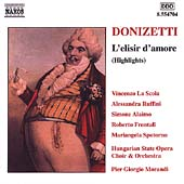 Donizetti: L'Elisir d'Amore / Morandi, Hungarian State Opera