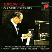 Discovered Treasures / Vladimir Horowitz