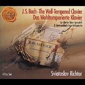 Gold Seal - Bach: The Well-Tempered Clavier / Richter