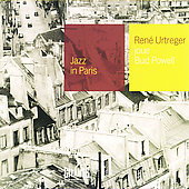 René Urtreger: Jazz in Paris: Joue Bud Powell