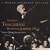 Toscanini in Buenos Aires - Beethoven: Symphony no 9