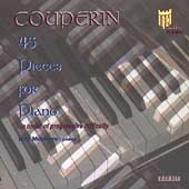 Couperin: 45 Pieces for Piano / Ray McIntyre