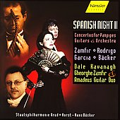 Spanish Night II / Kavanagh, Zamfir, B&auml;cker, et al