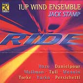 Ride - Hazo, Danielpour, et al / Stamp, IUP Wind Ensemble