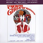 Michel Legrand: The Young Girls of Rochefort [Expanded] [Slimline]