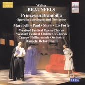 Braunfels: Prinzessin Brambilla / Belardinelli, et al