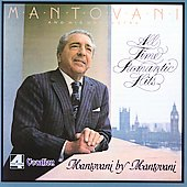 Mantovani: Romantic Hits/Mantovani by Mantovani [Remaster]