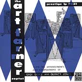 Art Farmer/Art Farmer Septet: The Art Farmer Septet