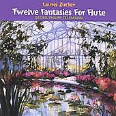 Twelve Fantasies for Flute