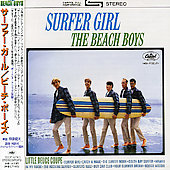 The Beach Boys: Surfer Girl [Remaster]