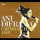 Ani DiFranco: Carnegie Hall