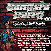 Various Artists: Gangsta Party [Box Set] [Thump] [Box] [PA]