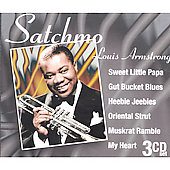 Louis Armstrong: Satchmo [Columbia River Group]