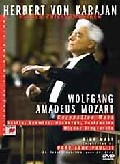 Karajan/Battle / Mozart: Coronation Mass [DVD]
