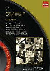 Great Recordings of the Century - The DVD [2 DVD]