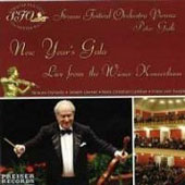 New Year's Gala: Live from the Wiener Konzerthaus - Strauss, Lanner, Suppe / Strauss Festival Orchestra [DVD]