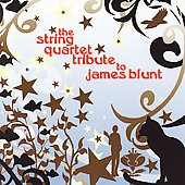 Vitamin String Quartet: String Quartet Tribute to James Blunt
