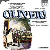 Boys Of King'S Colle: Oliver! [1991 Studio Cast That's Entertainment]