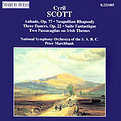 Scott: Orchestral Works